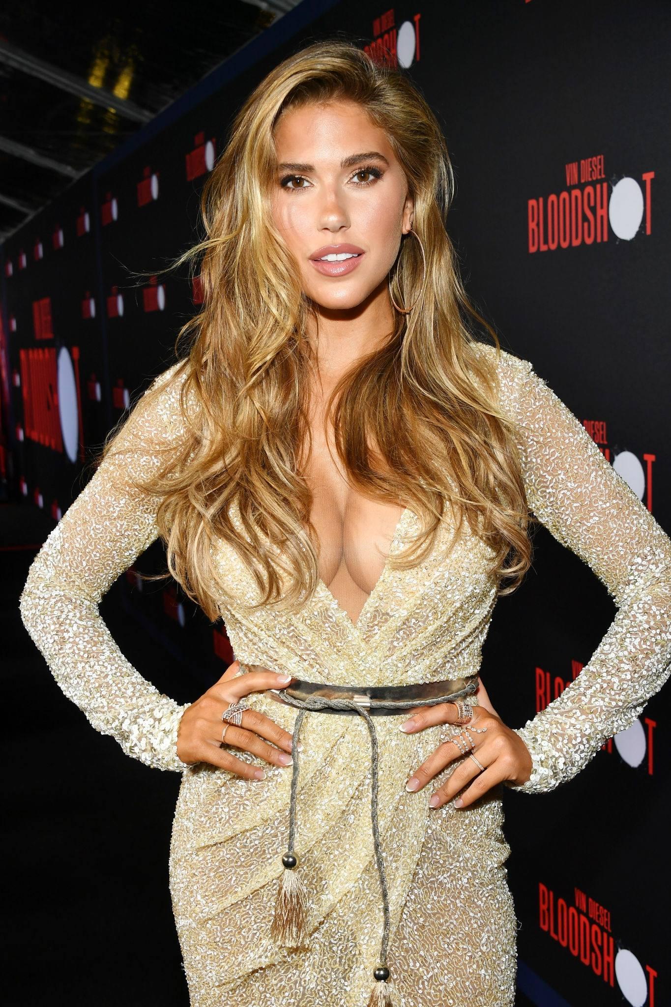 Kara Del Toro Big Breasts