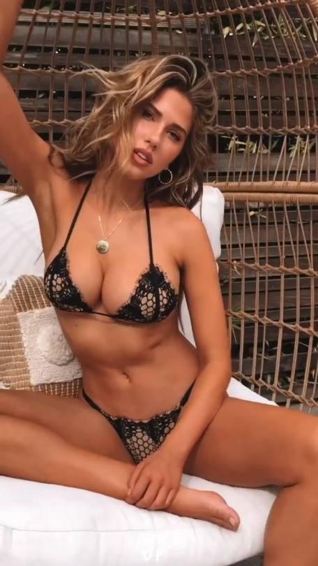 Kara Del Toro Sexy Lingerie