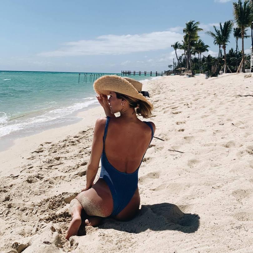 Kristin Cavallari Sexy On Beach