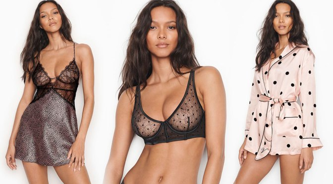 Lais Ribeiro Hot Boobs In Sexy Bra
