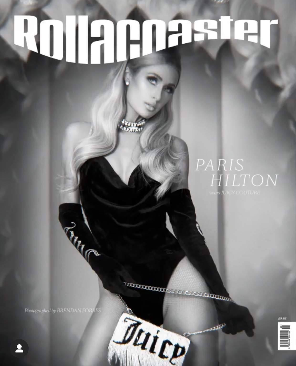 Pari Hilton Rollacoaster Cover