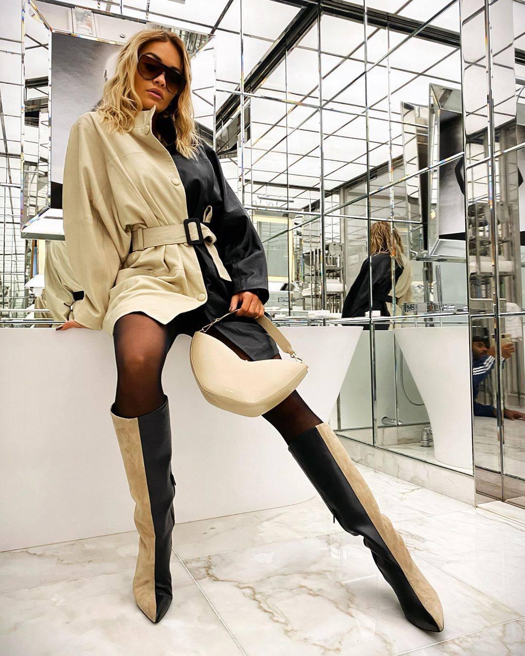 Rita Ora Hot Legs