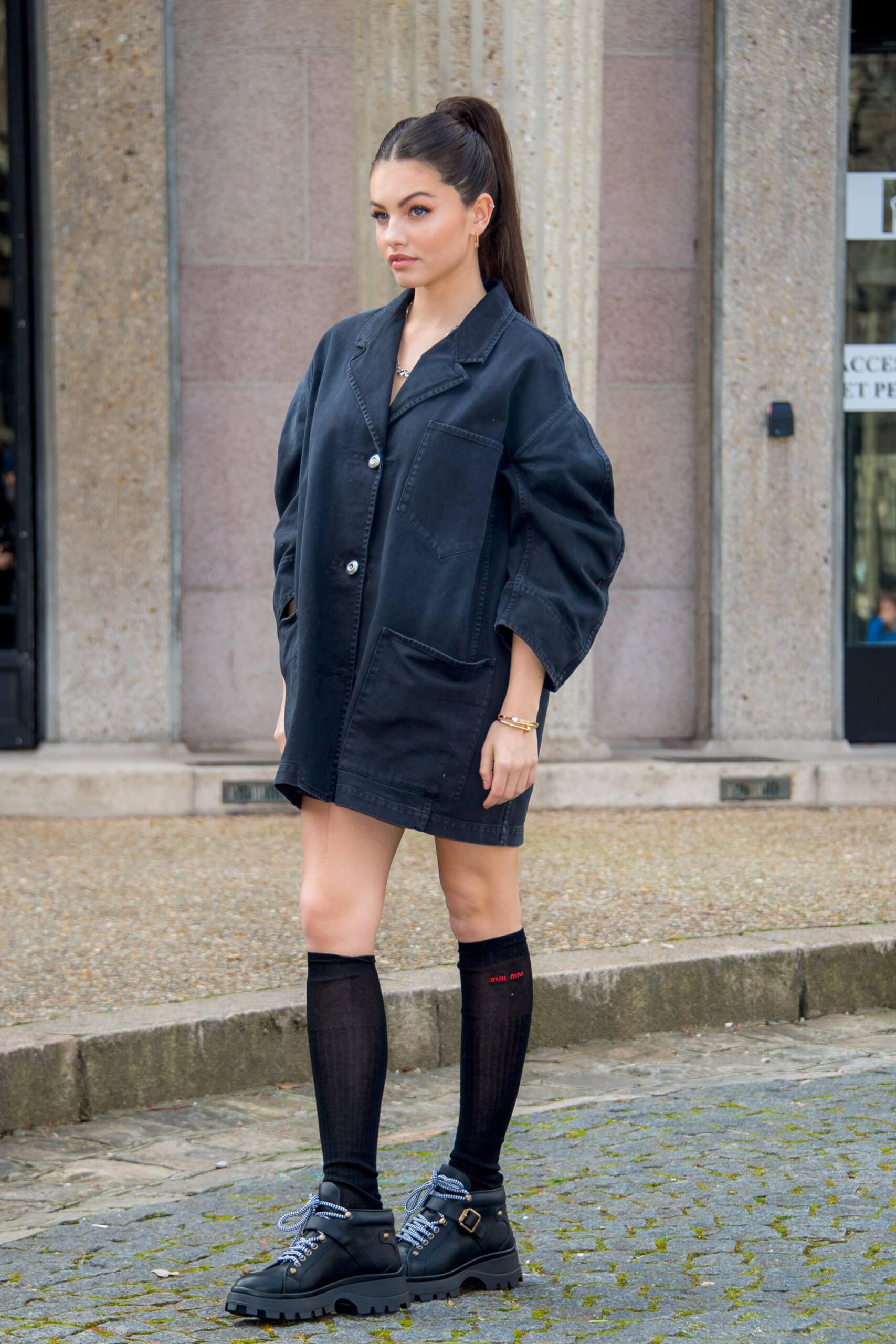 Thylane Blondeau Beautiful