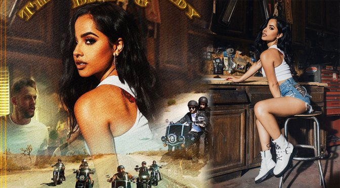 """Becky G – Sexy Legs in """"They Ain't Ready"""" Promos"""