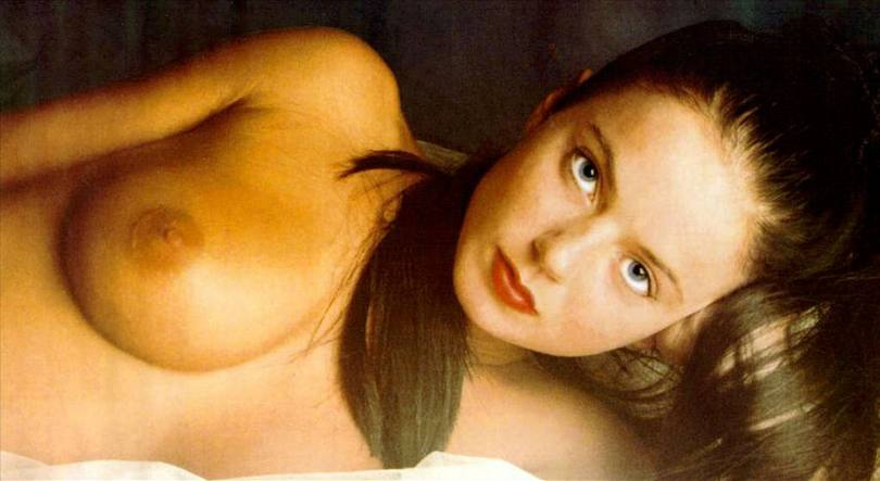 Geri Halliwell Great Naked Boobs