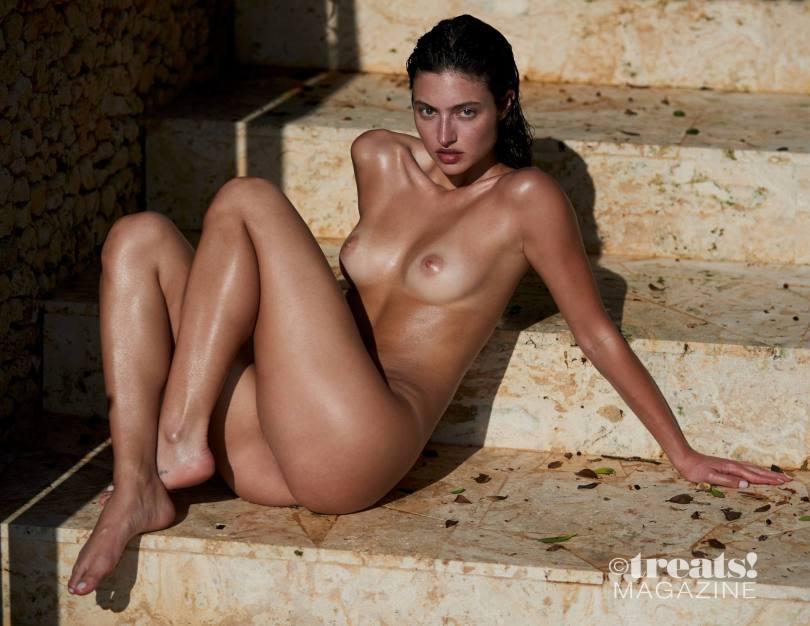 Isabelle Boemeke Beautiful Nude Body