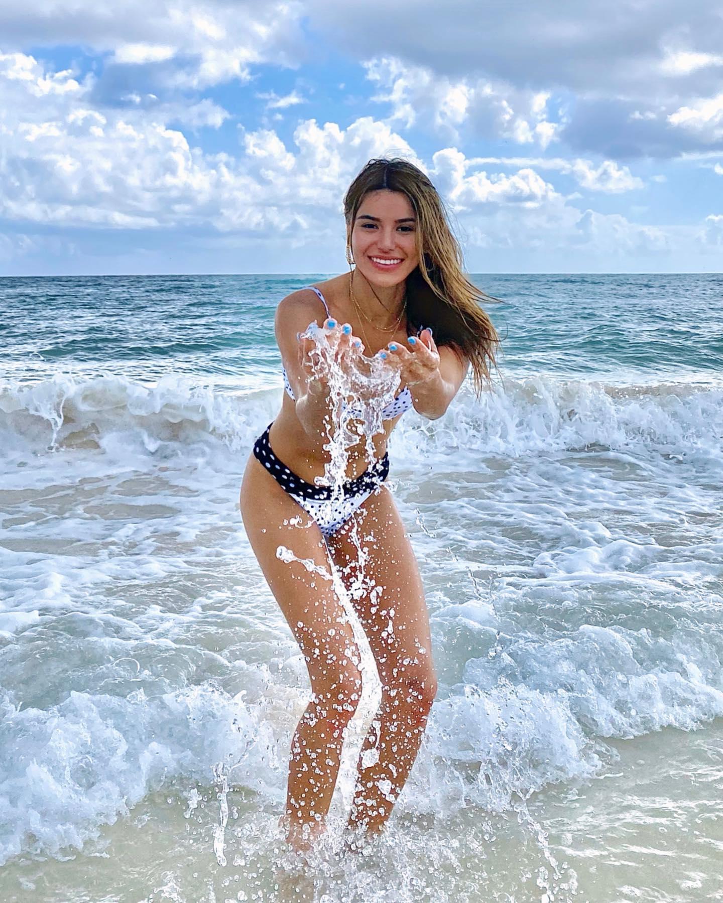 Madison Reed Sexy In Bikini