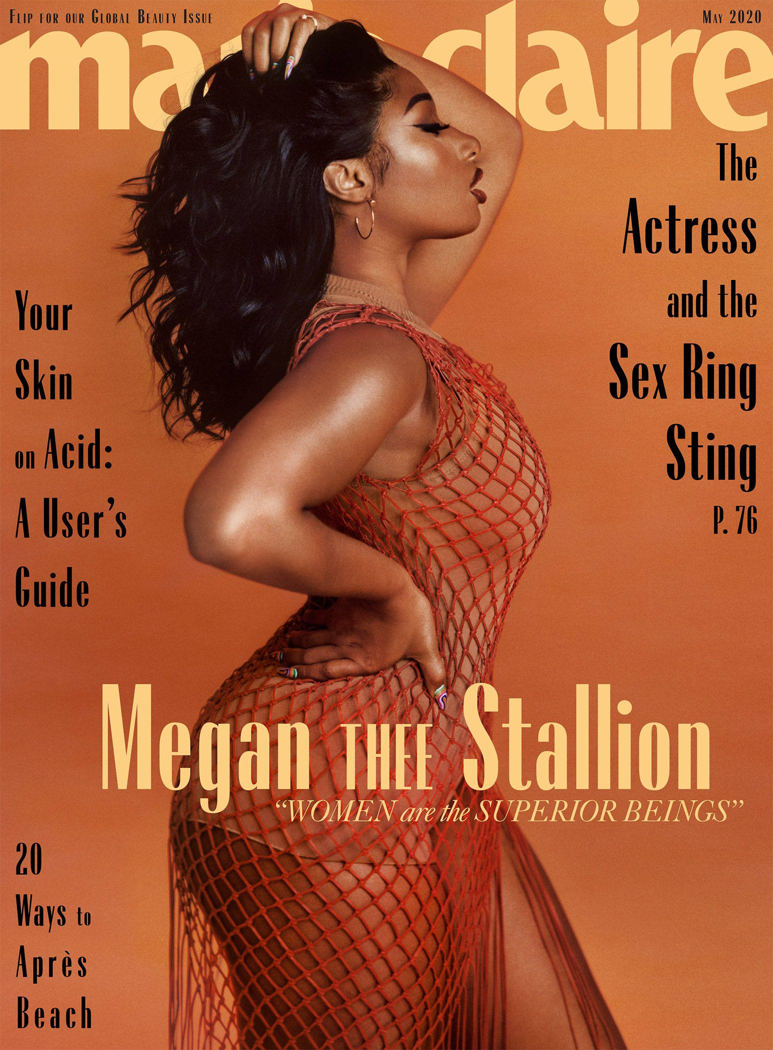 Megan Thee Stallion Sensual Pics