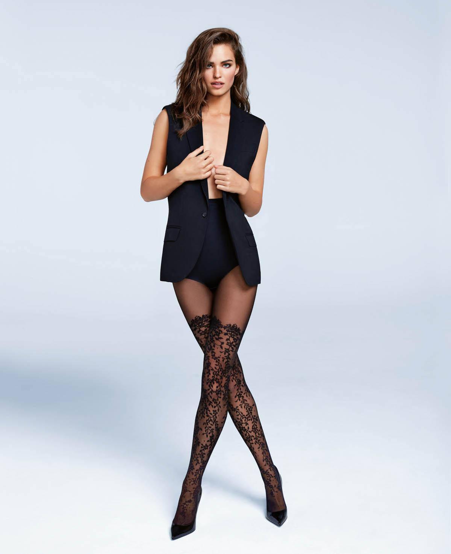 Robin Holzken Hot Stockings Pics