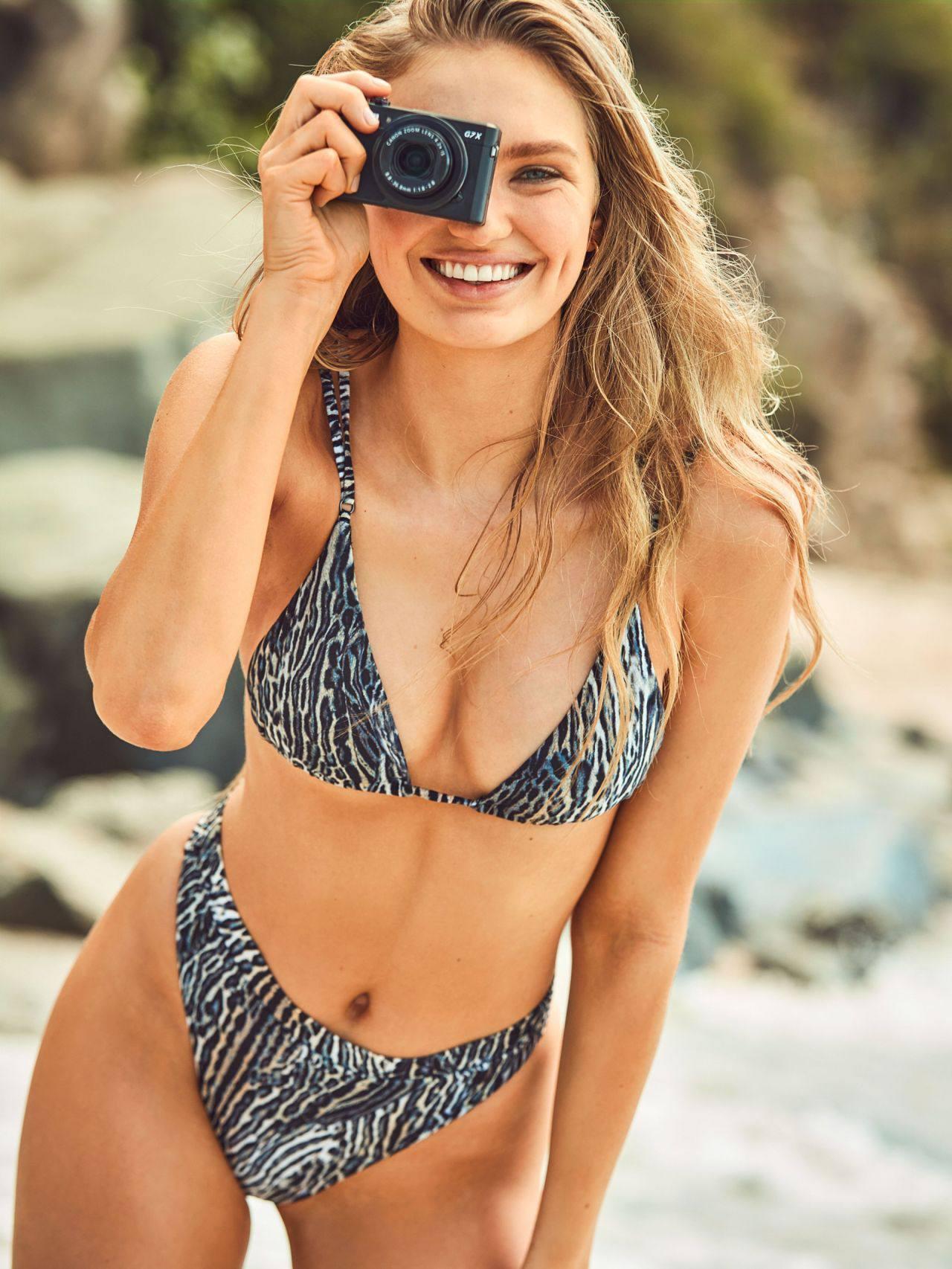 Romee Strijd Sexy Bikini Body