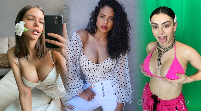 Christina Milian's Big Boobs and Other Celebrities in a Weekly Instagram/Twitter Roundup