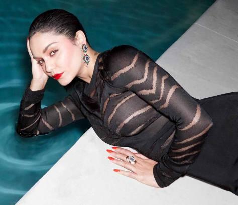Vanessa Hudgens Sexy Risque Photoshoot