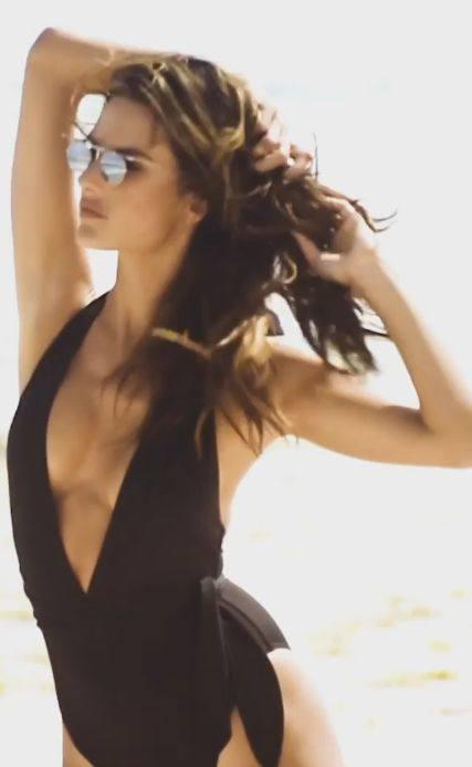 Alessandra Ambrosio Swimwear