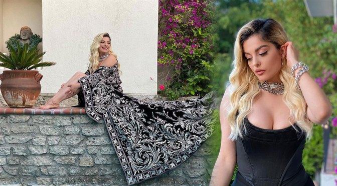 Bebe Rexha – Beautiful Boobs in Angelina Panelli May 2020 Photoshoot