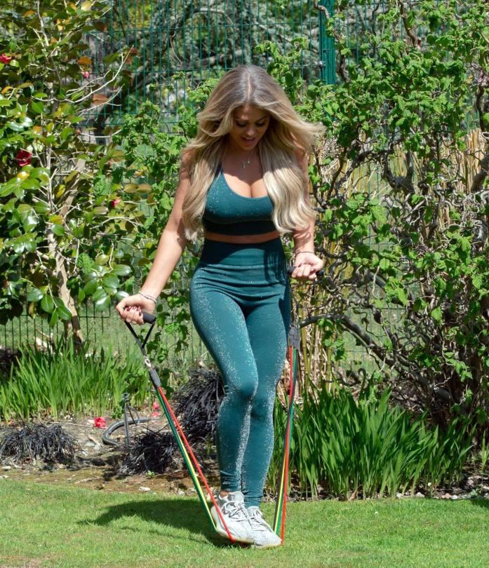 Bianca Gascoigne Hot Body