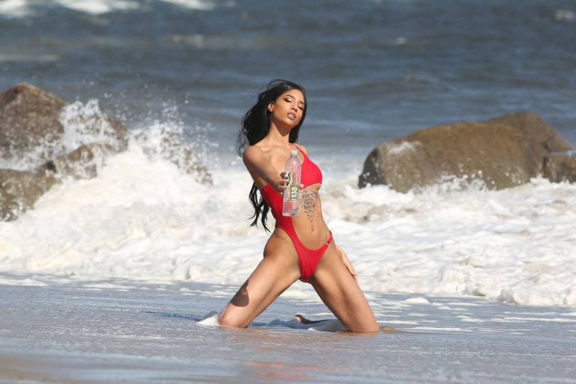Briana Mary Hot In Bikini