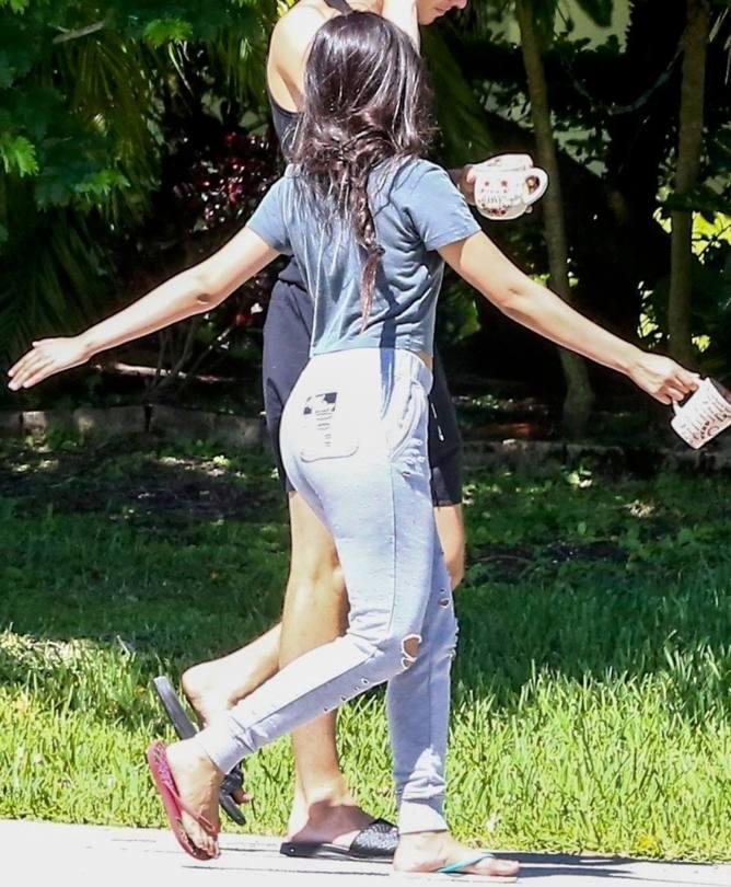 Camila Cabello Sexy Ass In Sweatpants