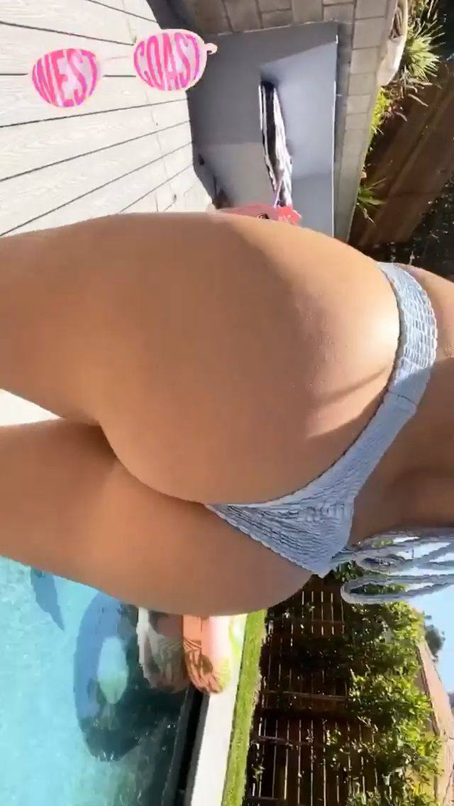 Chanel West Coast Hot Boobs And Ass