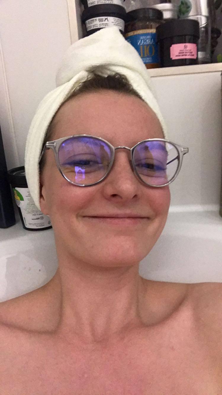 Dakota Blue Richards Naked Leaks