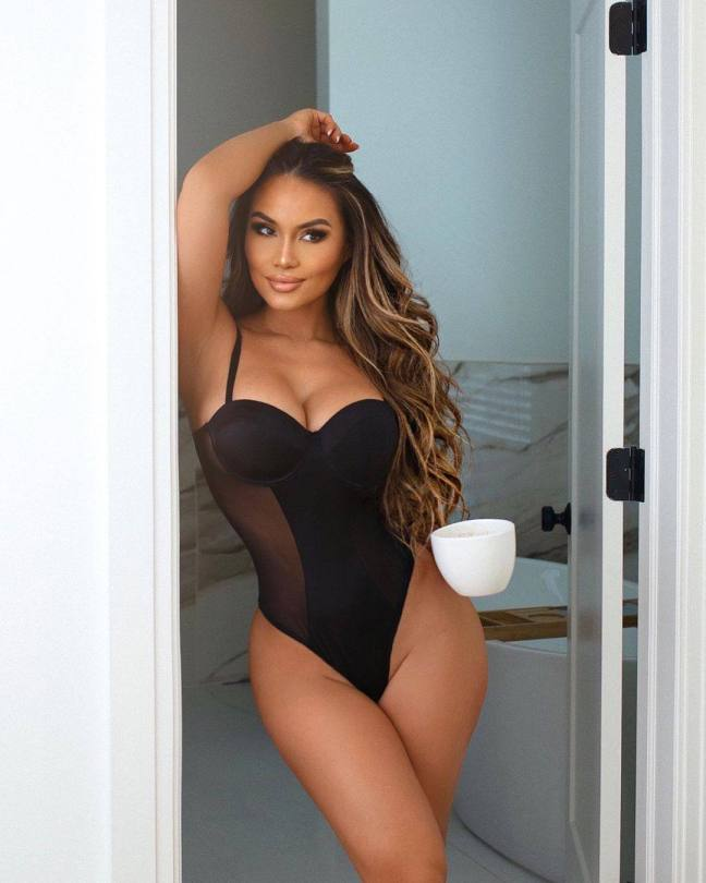 Daphne Joy Sexy Big Boobs
