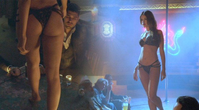 "Eiza Gonzalez – Spectacular Ass in Sexy Panties in ""From Dusk Till Dawn"""