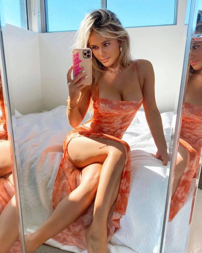 Hilde Osland Sexy Boobs
