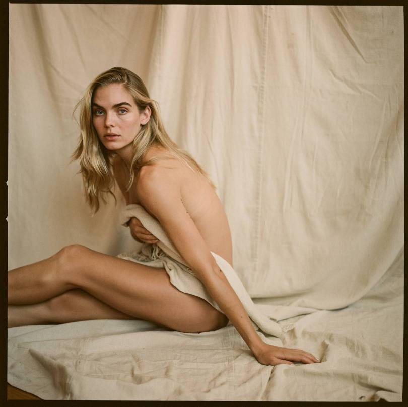 Jordy Murray Beautiful Naked Body