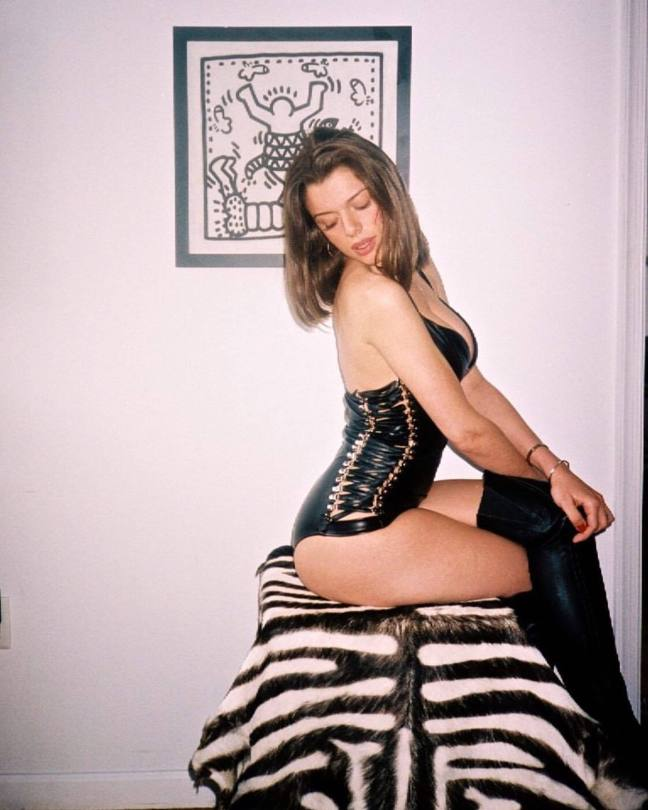 Julia Fox Beautiful Boobs