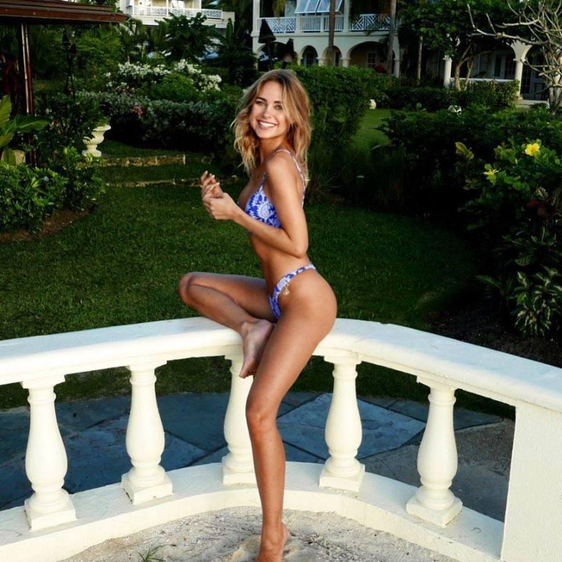 Kimberley Garner Hot Perfect Ass