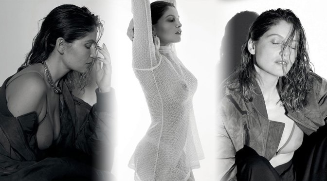 Laetitia Casta – Beautiful Boobs in Sexy Photoshoot For Numero magazine #213 (May 2020)