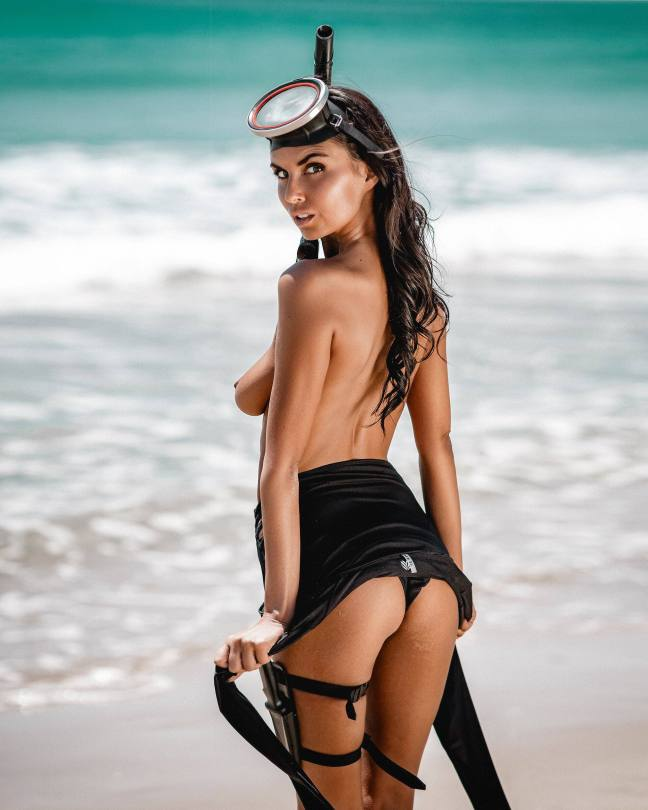 Laura Giraudi Hot Naked Body