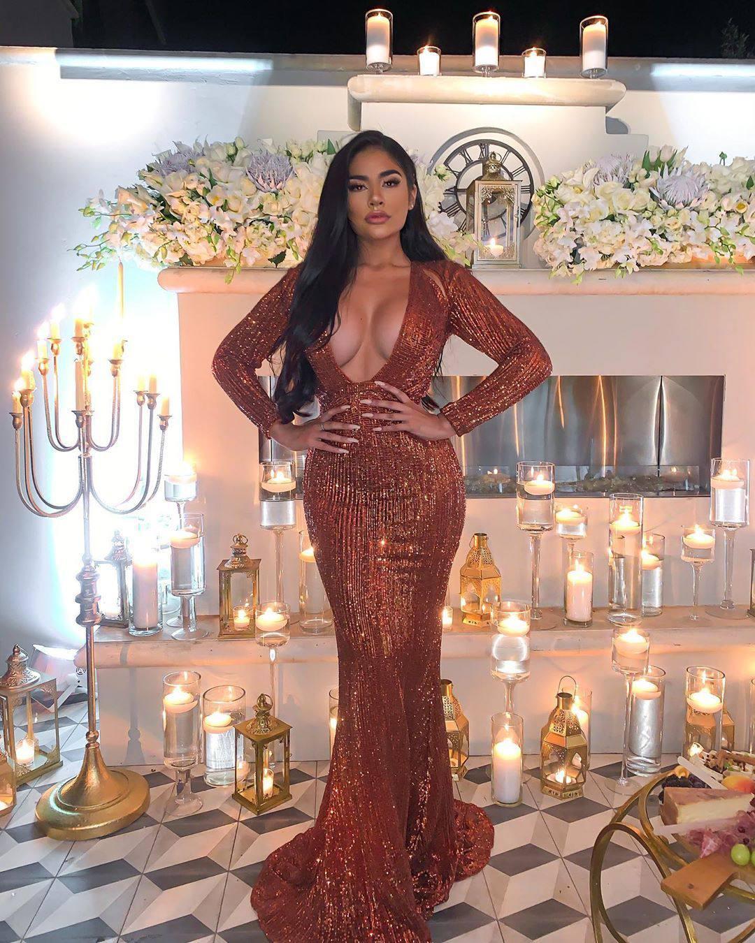 Maria Perez Sexy Body