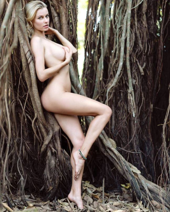 Olga De Mar Naked Body