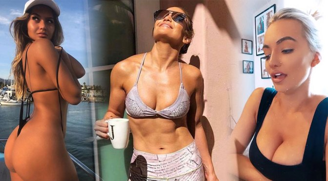 Jennifer Lopez's Sexy Toned Body and Other Celebrities in a Weekly Instagram/Twitter Roundup
