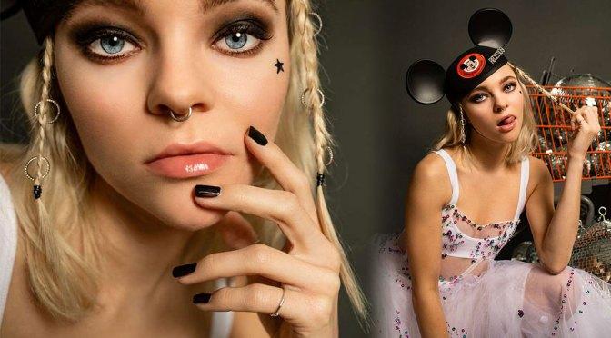 Taylor Hickson – Beautiful in Vanity Teen Magazine Photoshoot by Aaron Desilva (May 2020)