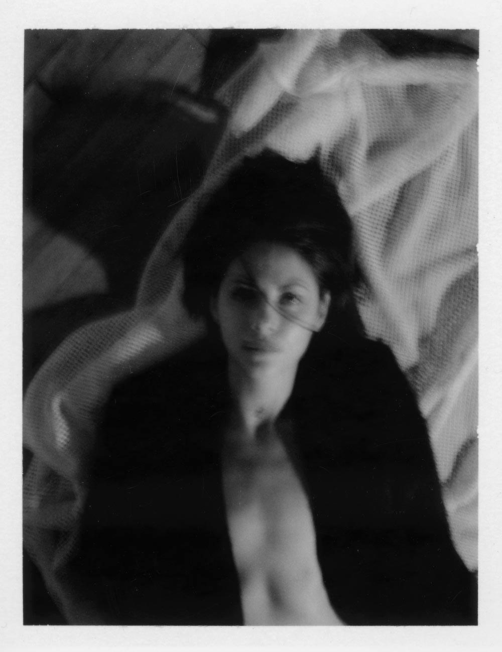 Willa Holland Topless Photoshoot