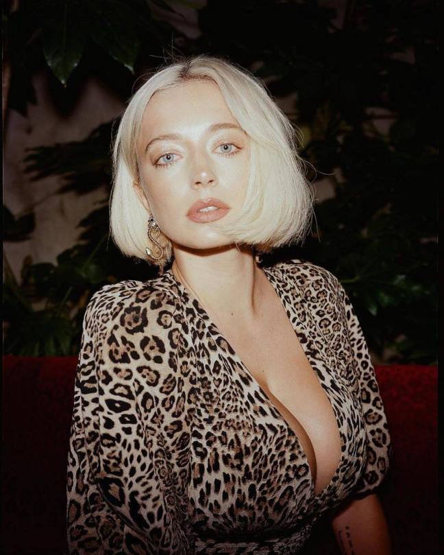 Caroline Vreeland Big Tits
