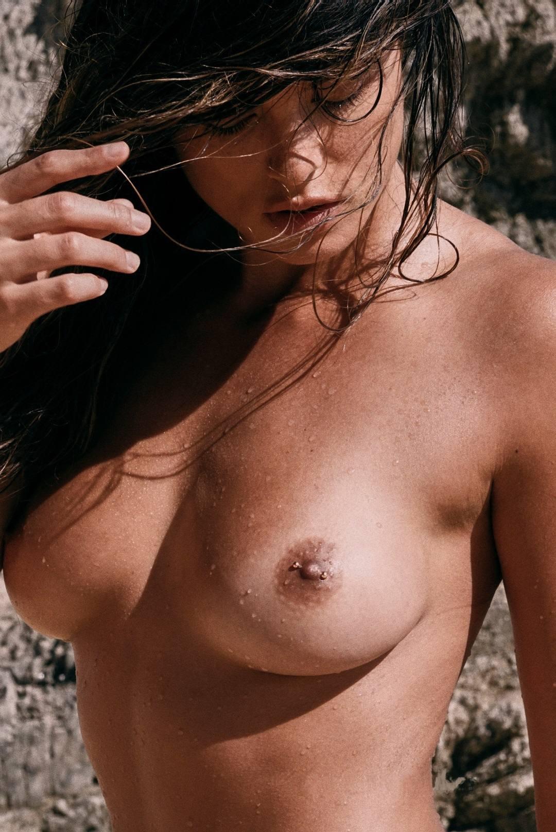 Cherokee Luker Topless