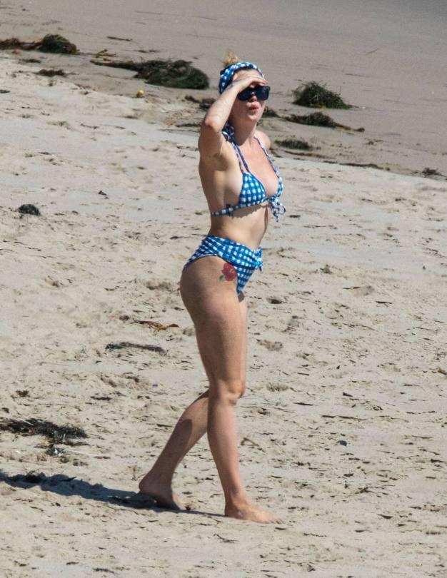 Ireland Baldwin Sexy On Beach
