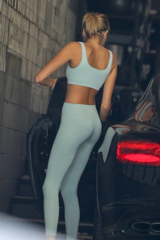 Kaia Gerber Sexy Ass