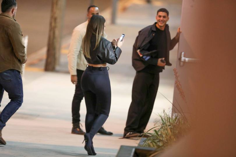 Kylie Jenner Sexy Big Ass