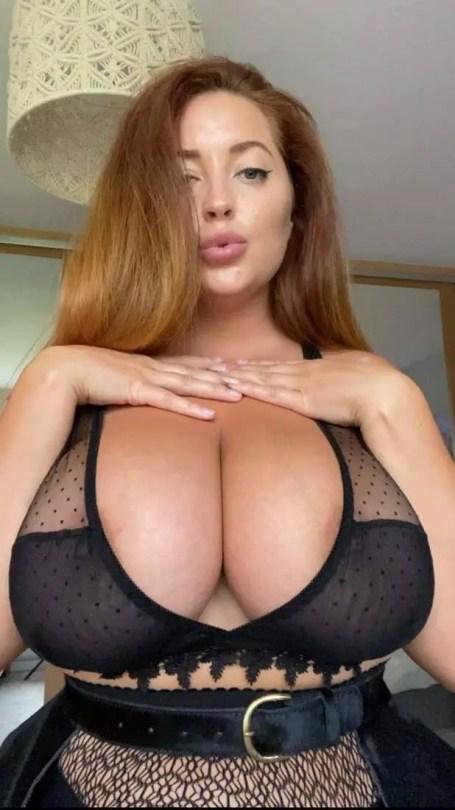Lucy Collett Huge Breasts