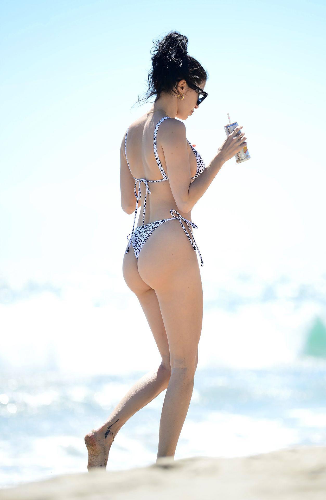 Nicole Williams Tiny Bikini