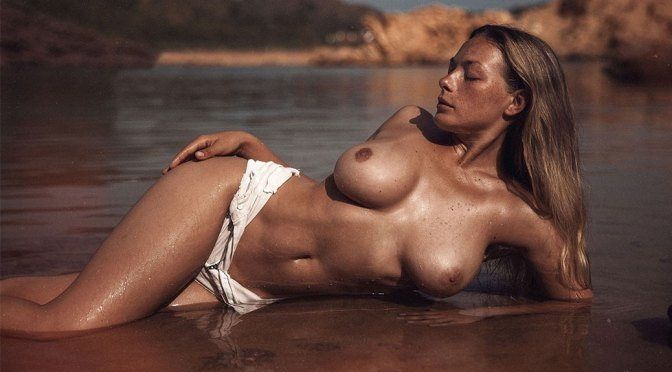 Olga Kobzar Beautiful Tits