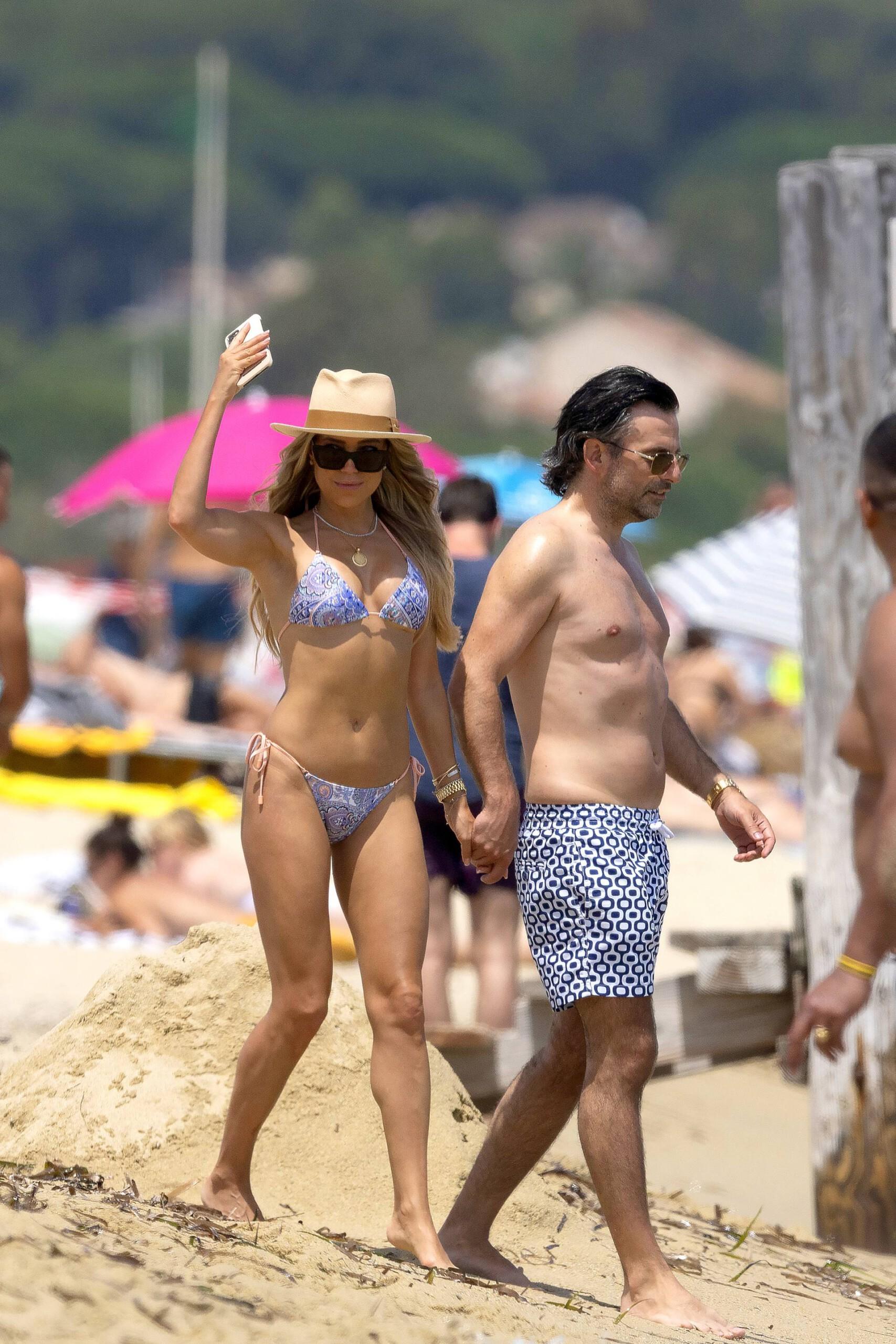 Sylvie Meis Hot Toned Body