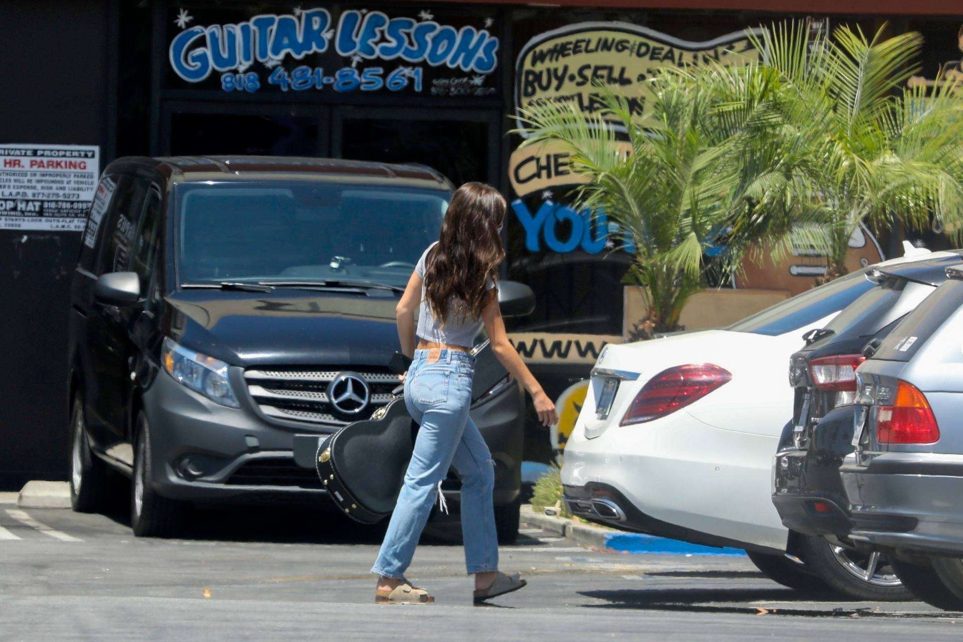 Camila Morrone Sexy Ass