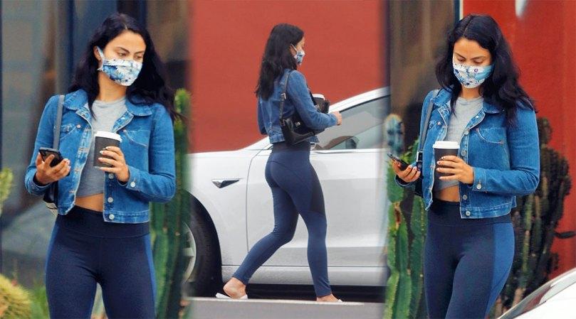 Camila Mendes Sexy Ass