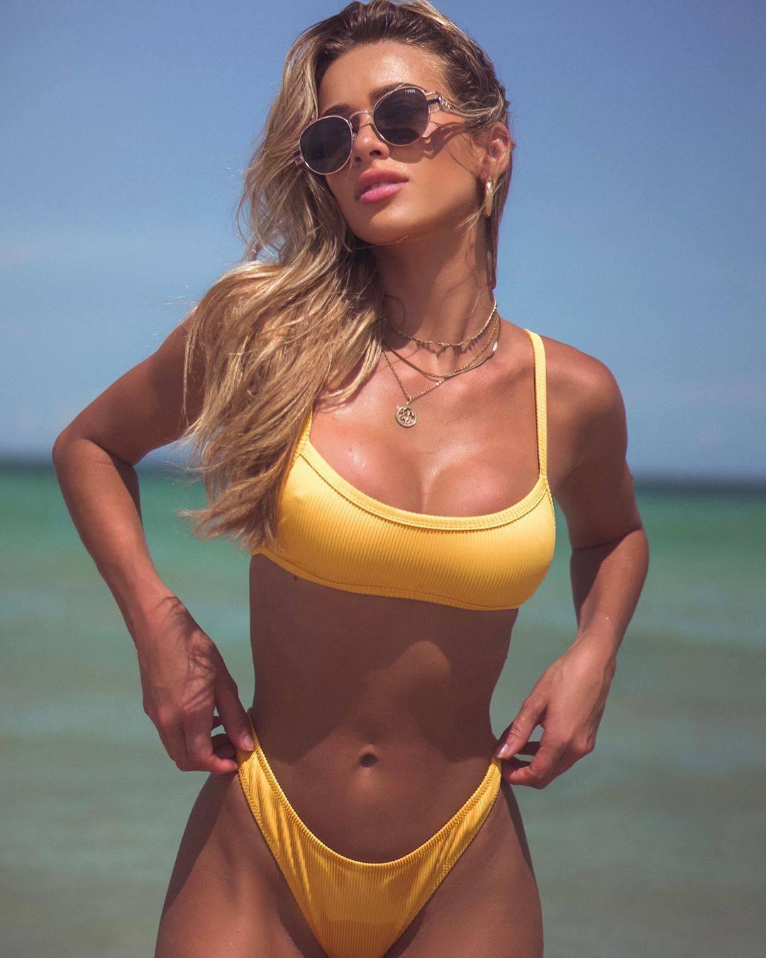Cindy Prado Hot Bikini