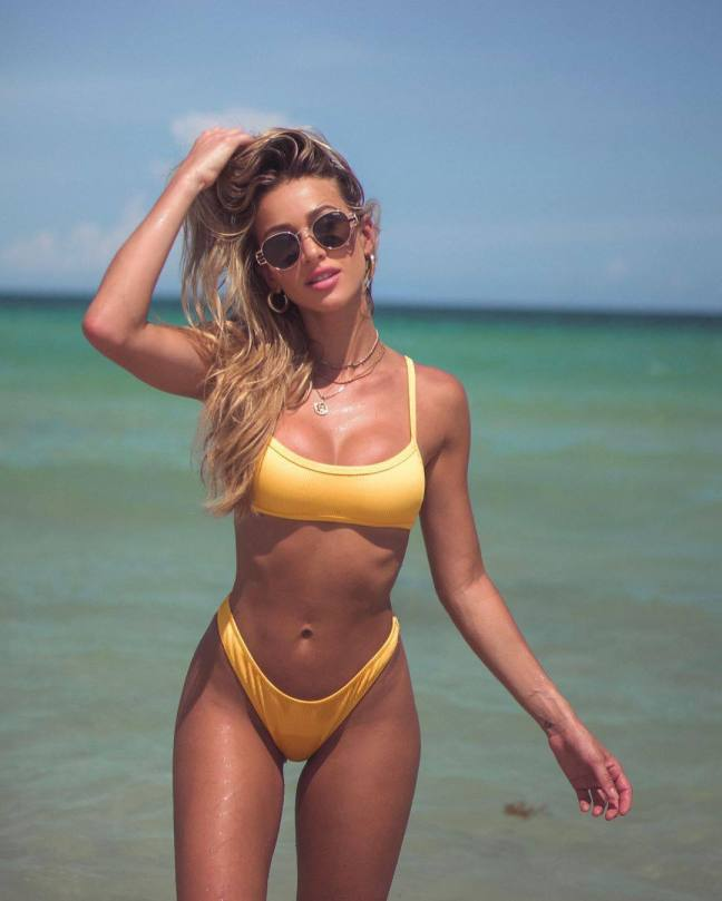 Cindy Prado Hot Bikini
