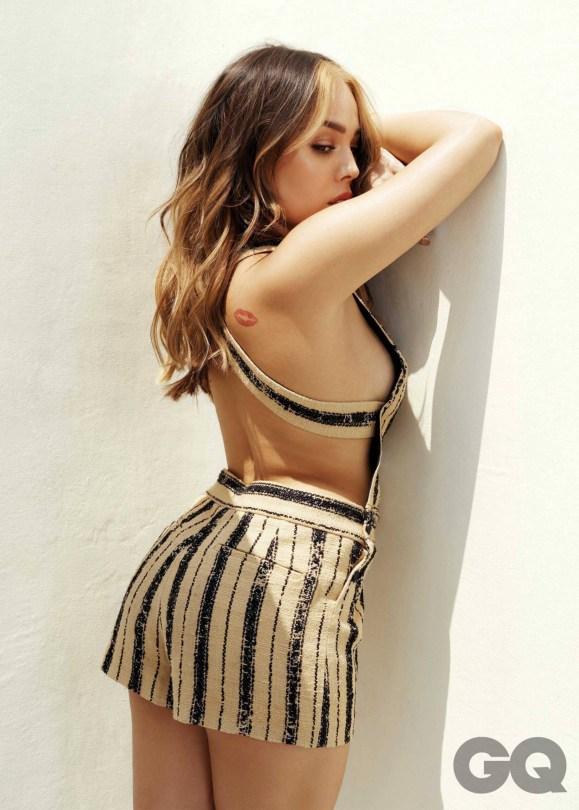 Danna Paola Sexy Photoshoot